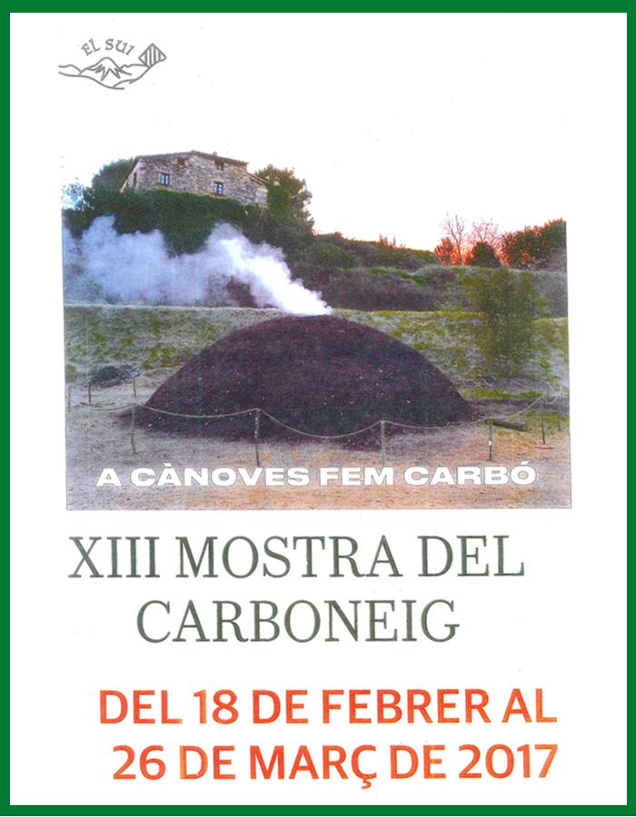 La Carbonera a Cànoves.