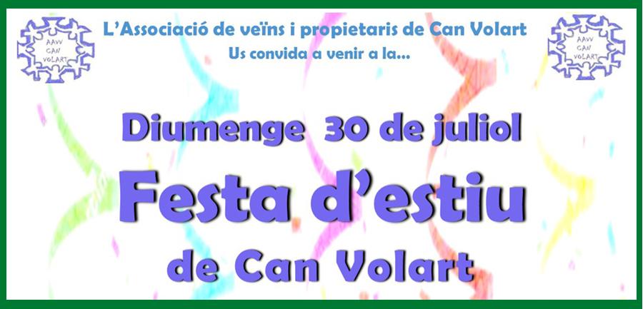banner festa estiu