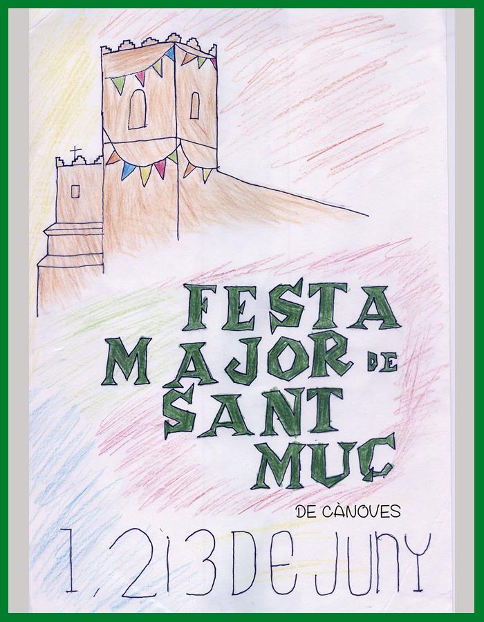 banner festa major