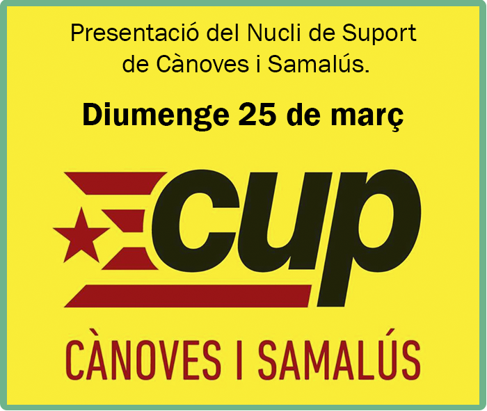 banner CUP