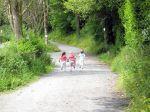 Echarri: Un poble de nens.
