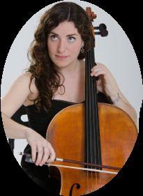 Anna Berruezo, violoncel.