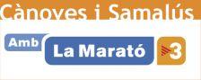 Marató de TV3 a Cànoves i Samalús