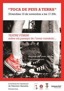 cartell teatre espai jove