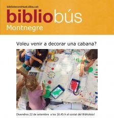 Cabanes al Bibliobús