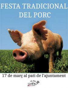 festa tradicional del porc
