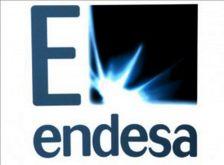 Imatge corporativa de la companyia elèctrica.