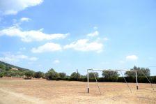 Vista general del camp.