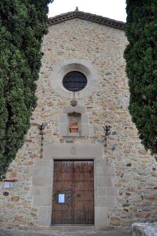 Façana església Sant Andreu.