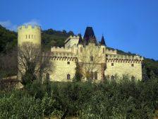 Vista general del Castell.