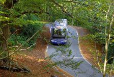 La Diputació de Barcelona estudia la possibilitat d'instaurar un servei regular de transport públic per accedir al Parc Natural del Montseny i controlar així l'accés massiu de cotxes.