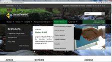 Reactivat el servei telemàtic del web municipal.