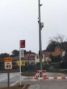 Per millorar en seguretat ciutadana el Govern Local ha fet instal·lar un sistema de videovigilància per detectar els vehicles sospitosos.