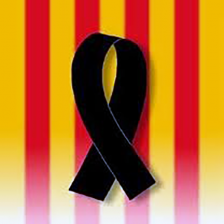 Un minut de silenci per l'acte terrorista perpretat a Barcelona.