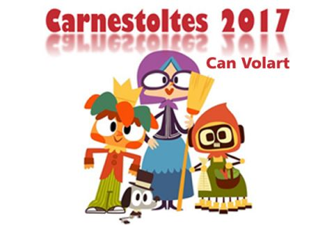 Festa de Carnestoltes a Can Volart.