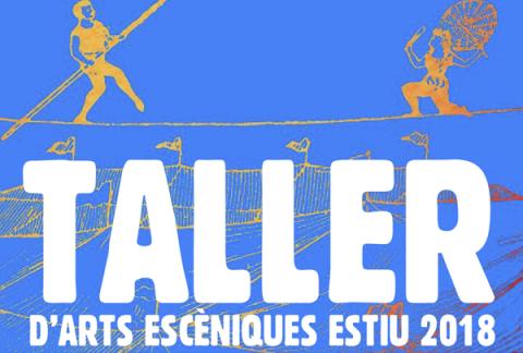 banner taller arts escèniques
